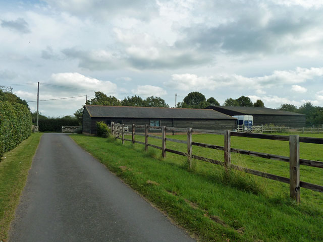 Stables at Pickhurst Farm