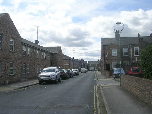 Cherry Street - Clementhorpe