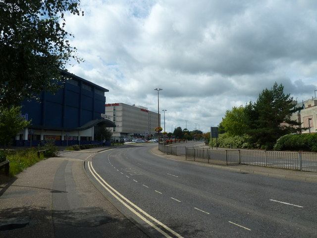 Mid section of Station Way