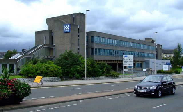 Paisley Police HQ
