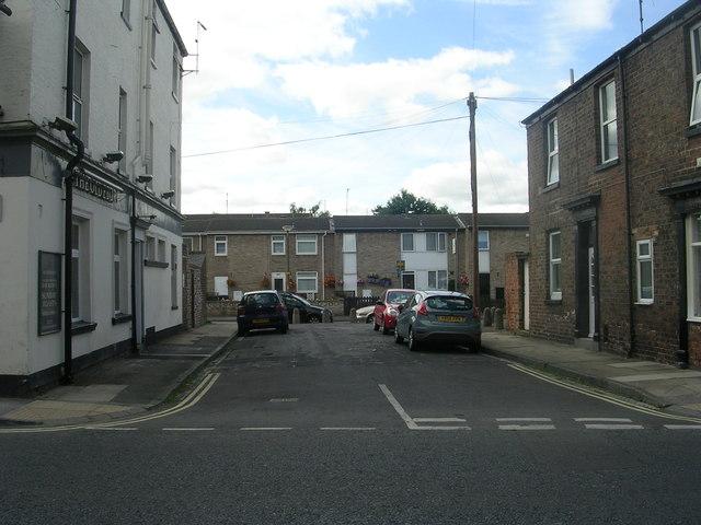 Drake Street - Nunnery Lane