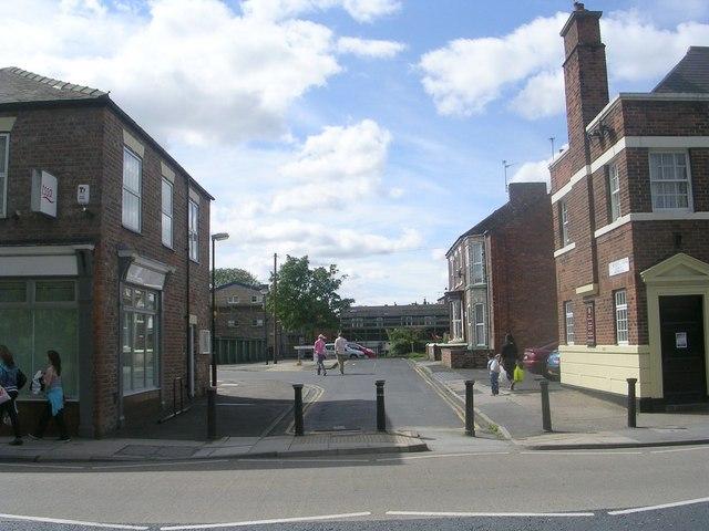 St Benedict's Road - Nunnery Lane