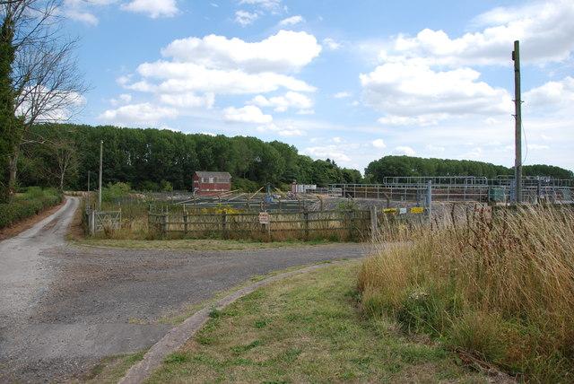 Sewage Treatment Works