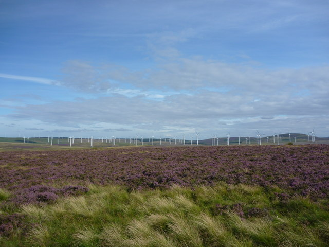 East Lothian Landscape : Another Bloody Windfarm!
