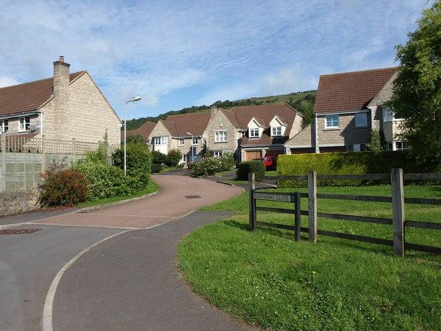 Barnabas Close, Axbridge