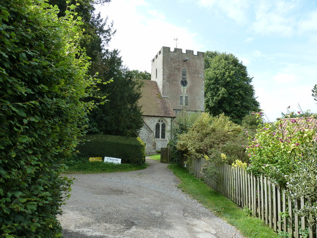 Singleton parish church