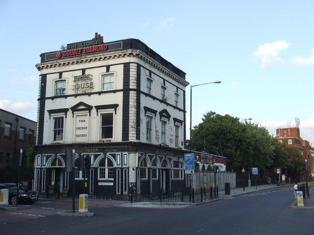 The George, Stepney