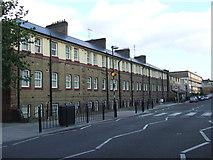 TQ3581 : Housing in Stepney by Malc McDonald