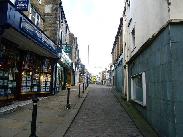 Skipton, Sheep Street