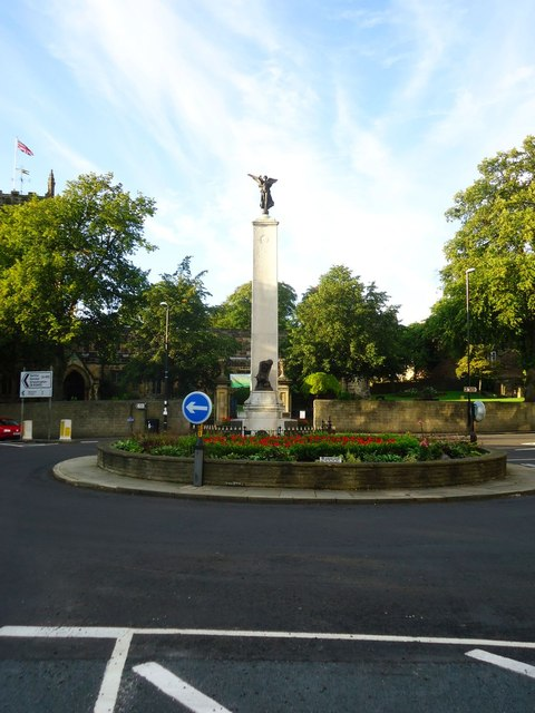 Skipton, War Memorial