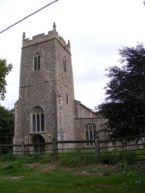 St.Mary's Church, Cratfield
