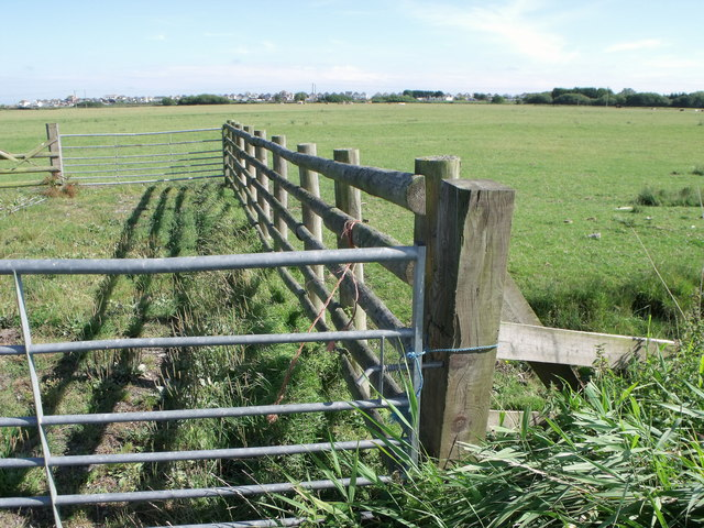 Sheep pen, Norman's Bay, East Sussex