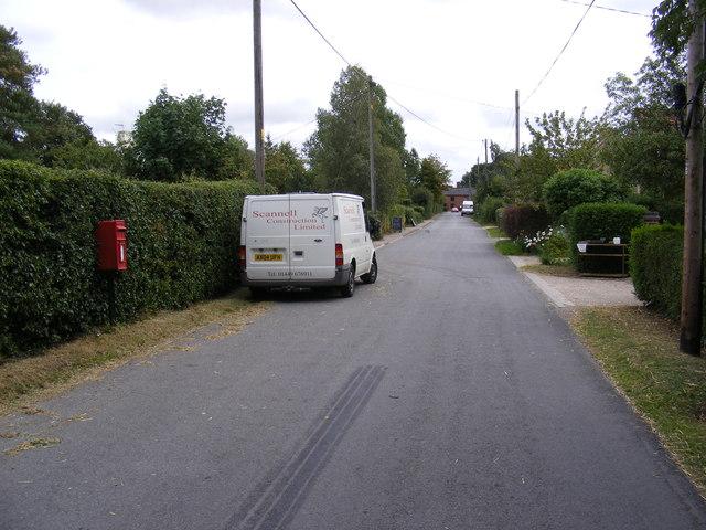 Bell Green, Cratfield