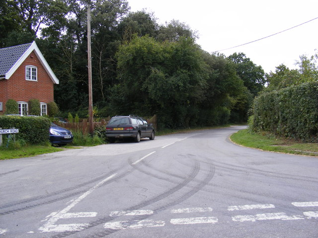 Church Road, Cratfield