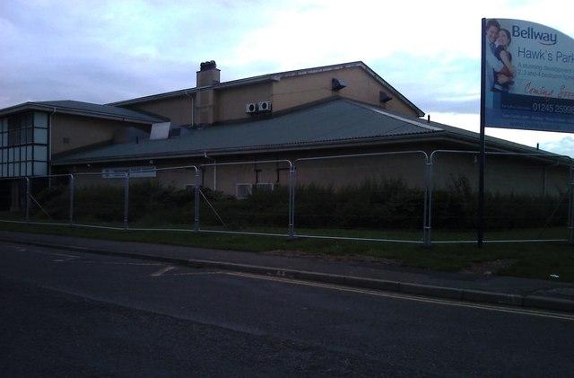 Markhams Chase Sports Centre