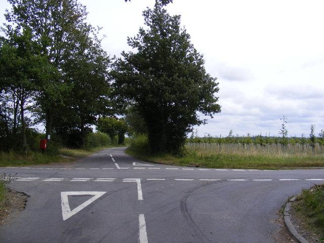 Linstead Road Crossroads