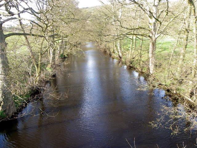 River Nidd, Wath