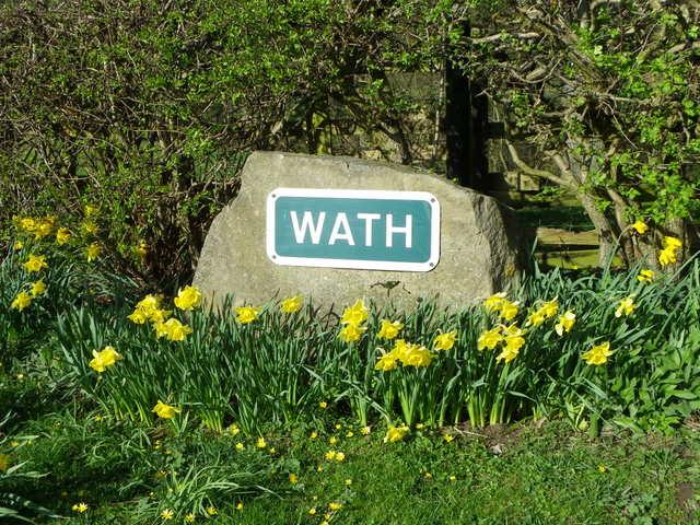 Sign, Wath