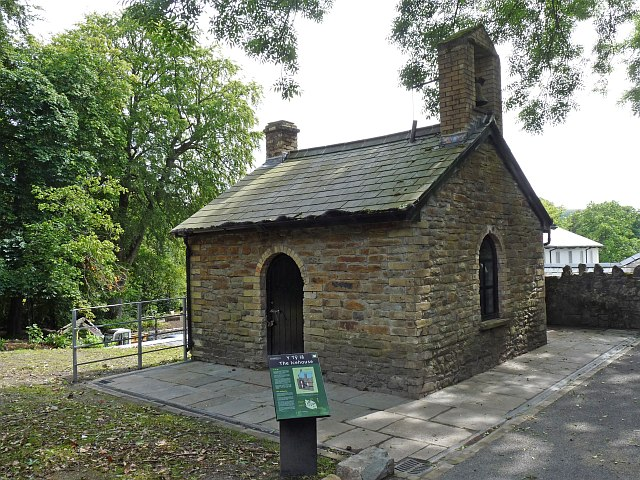 Restored Ice House, Bedwellty Park [1]