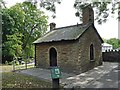 SO1408 : Restored Ice House, Bedwellty Park [1] by Robin Drayton