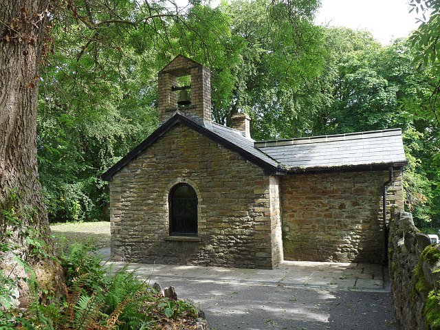 Restored Ice House, Bedwellty Park [2]