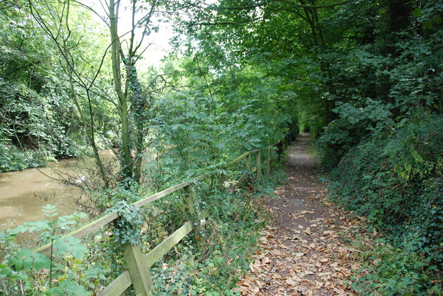 Track to Canal Towpath