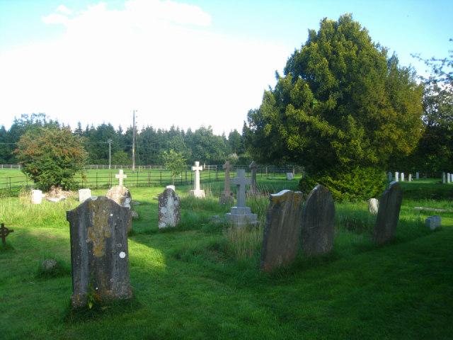 Village churchyard