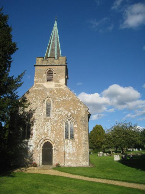 St Nicholas - Steventon