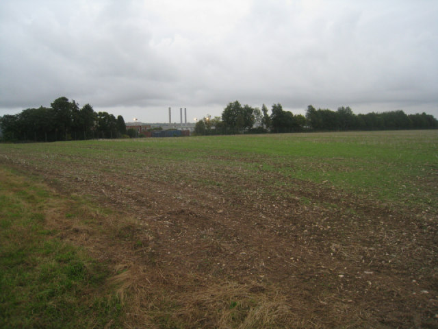 View of Overton Mill