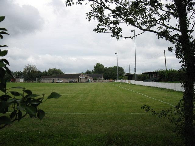 Hengrove Athletic Club football pitch