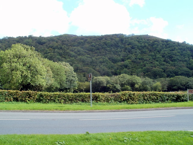Craig y Rhiwarth near Glyntawe