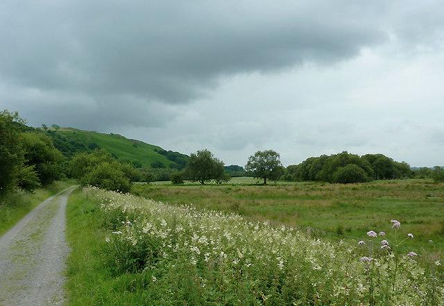 Cors Caron near Allt-ddu farm, Ceredigion