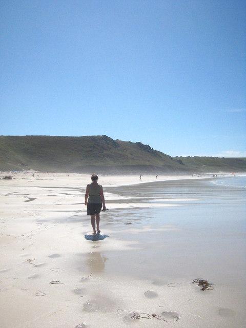 Gwynver Beach