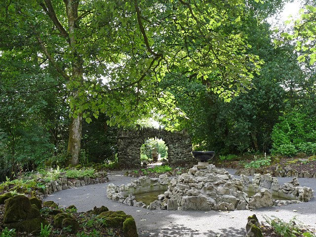 Restored Grotto, Bedwellty Park