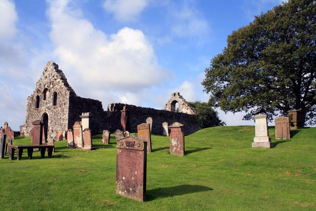 Girthon Church
