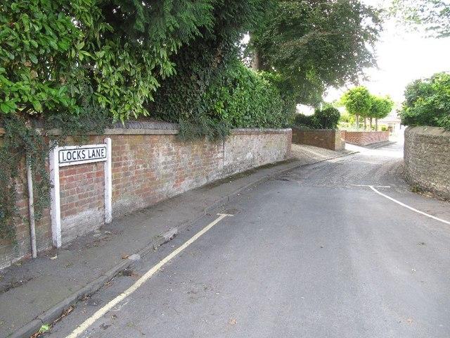 Locks Lane