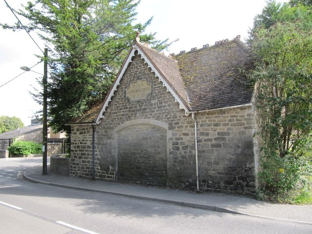 Old coach house?