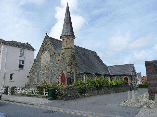 The English Presbyterian Church, Tywyn