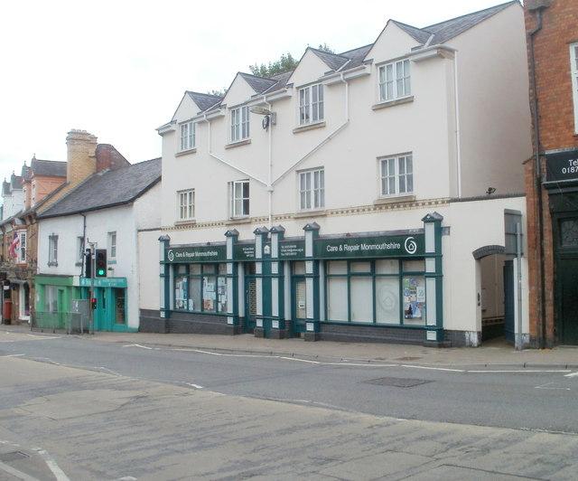 Care & Repair Monmouthshire, Abergavenny