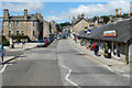NN9458 : Atholl Road, Pitlochry, looking north-west by Brian Toner