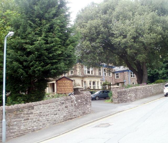 Belmont House, Abergavenny