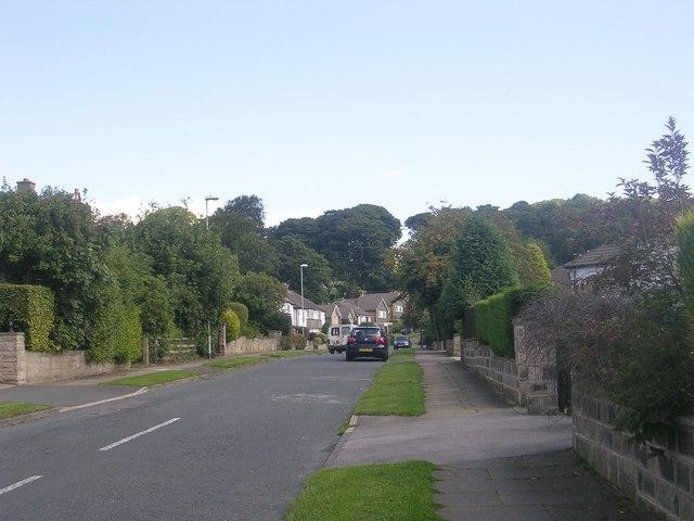 West End Drive - West End Lane