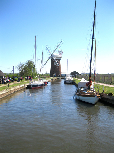 Horsey Drainage Mill