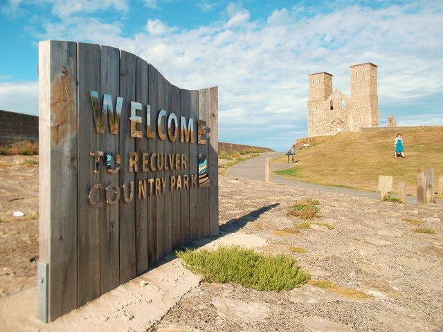 Welcome to Reculver