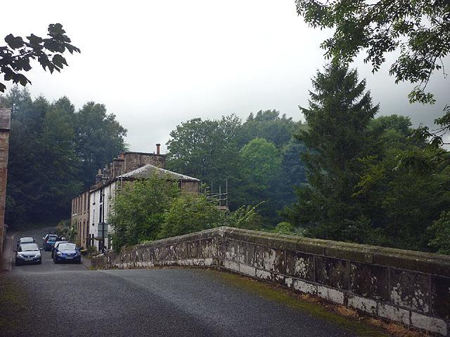 Bridge over the Wyre, Lower Dolphinholme