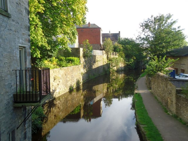 Skipton, the Springs Branch Canal
