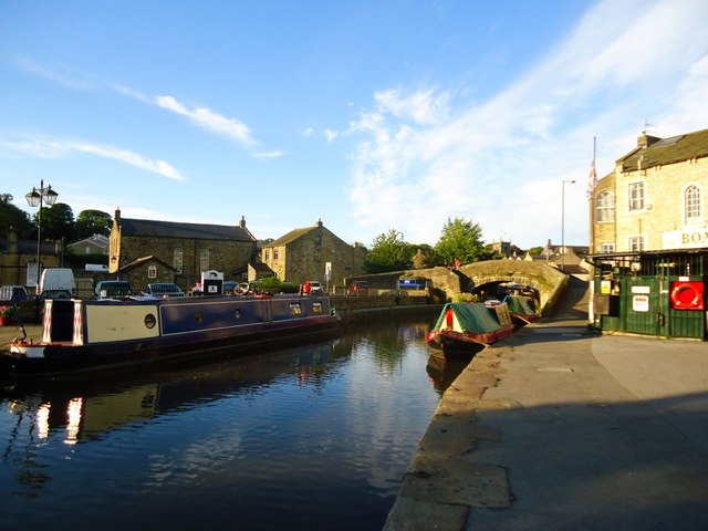 Skipton, the Springs Branch Canal [3]