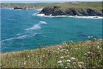 SW6619 : Poldhu Cove by Graham Horn