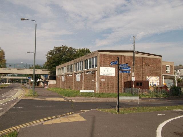 Emmanuel Church, Thamesmead