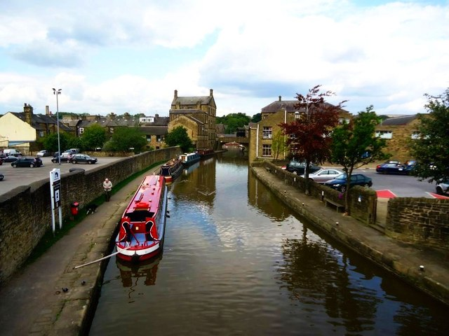 Skipton, Leeds and Liverpool Canal